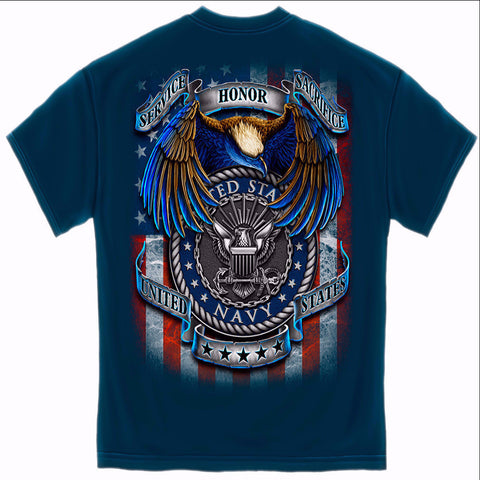 True Heroes US Navy Shirt