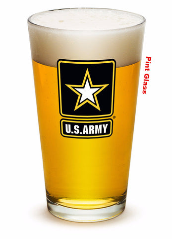 Officially Licensed US Army Drinkware