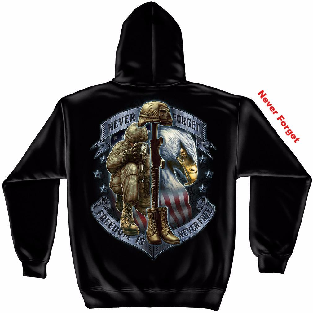 Brave Soldier Hoodie Collection