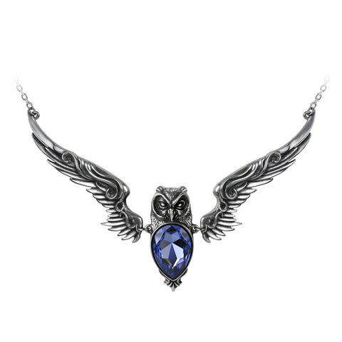 Owl of Wisdom Necklace