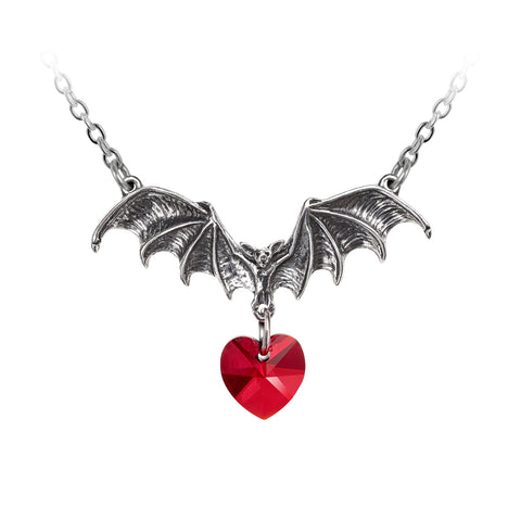 Bat Love Necklace