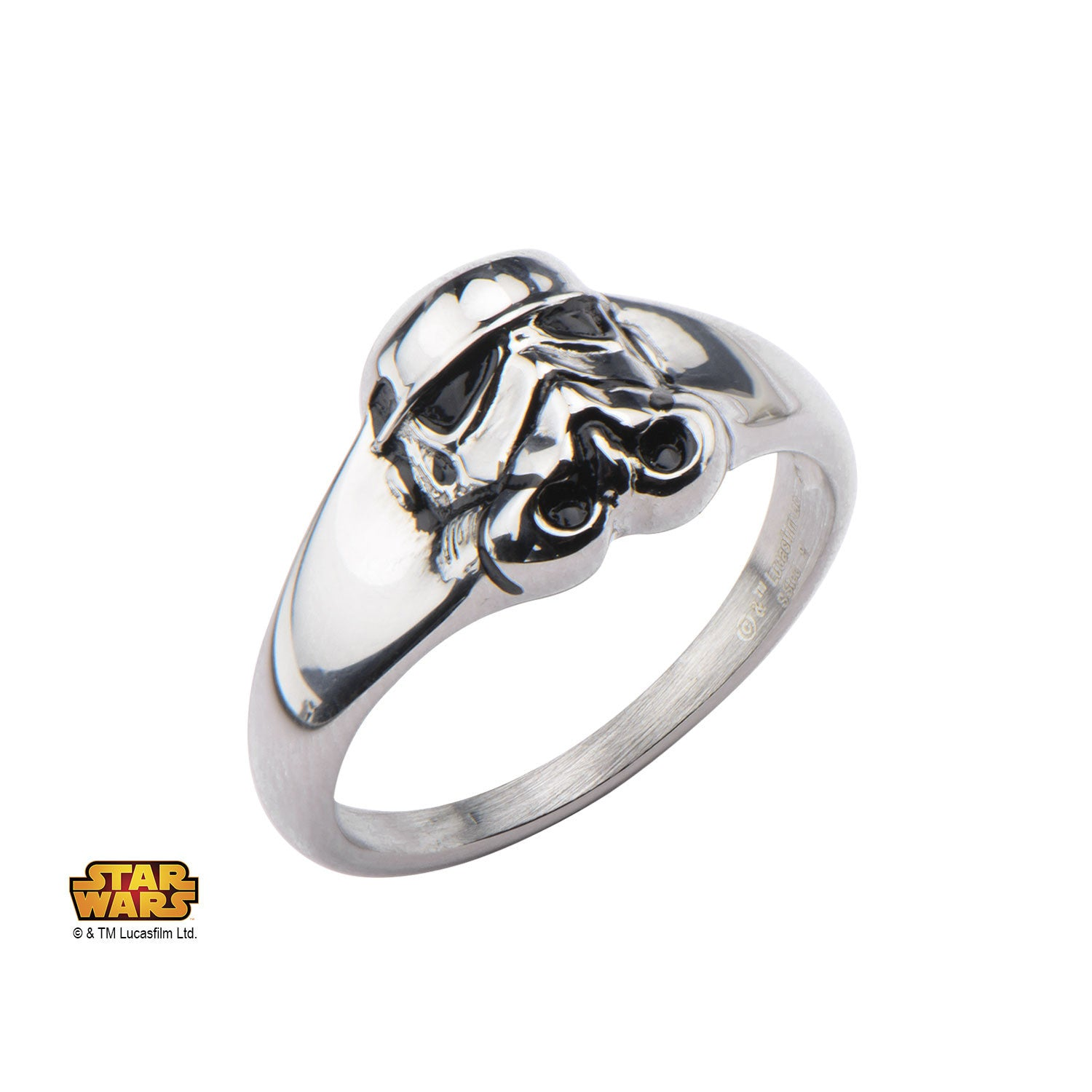 Star Wars Women's Stormtrooper Ring