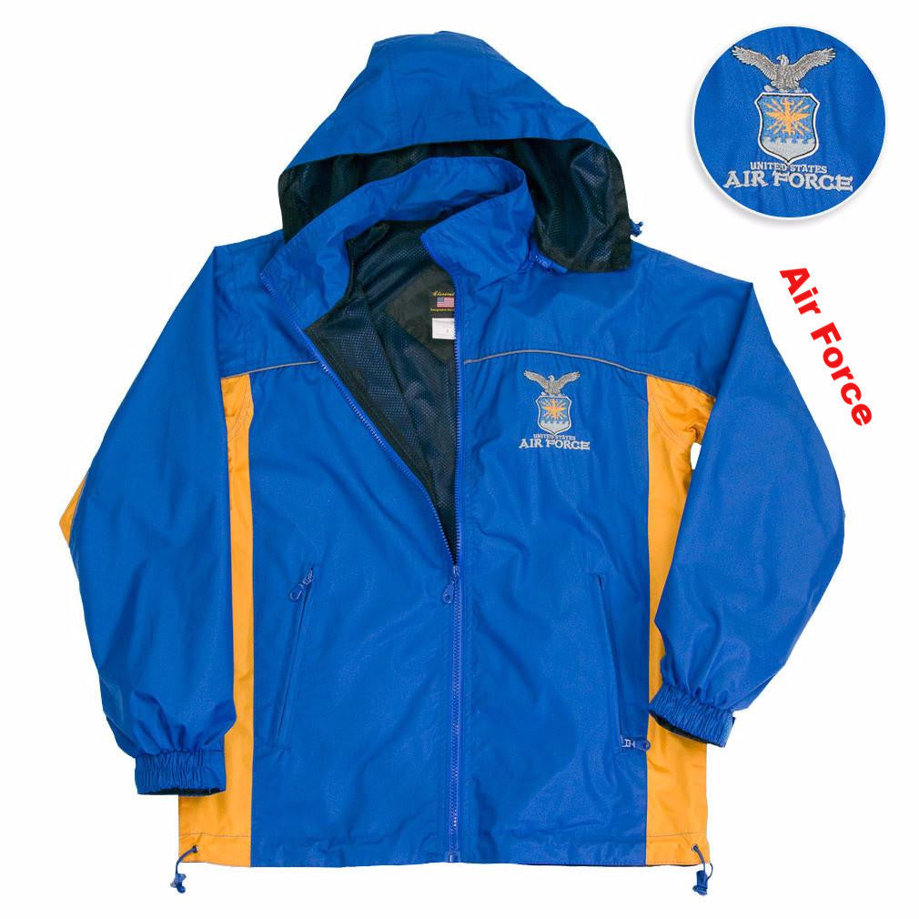 Armed Forces Windbreakers