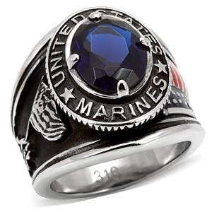 Military Ring - United States Marine Corp Alternate Ring Style
