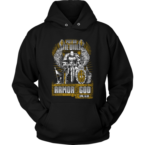 Armor of God Tshirt and Hoodie