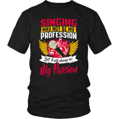 Singing Is My Passion