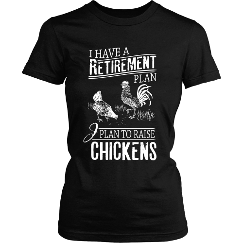 Retirement with Chickens