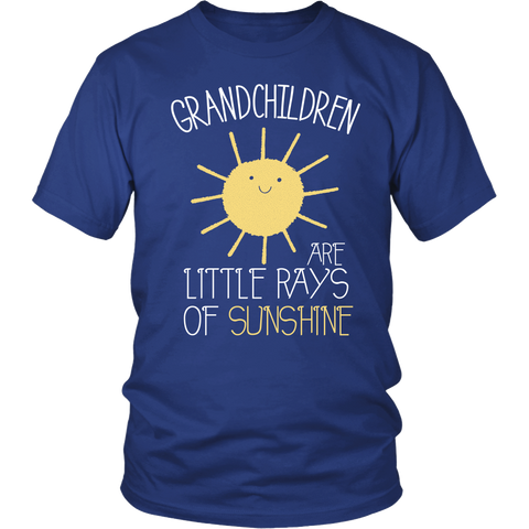 Grandchildren Are Little Rays Of Sunshine