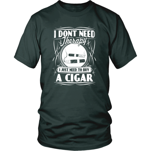 Cigar Is Therapy