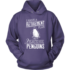 Retire with Penguins