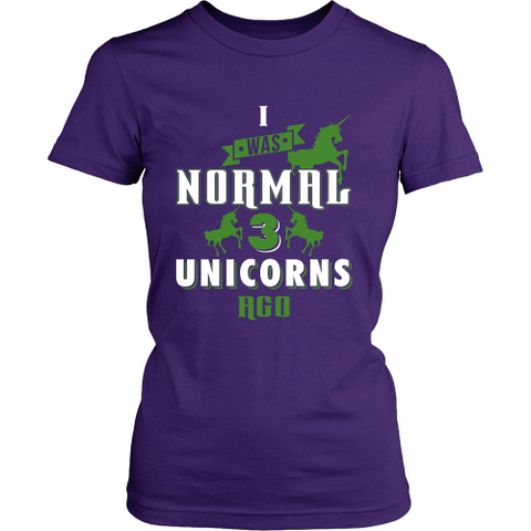 Never Normal with Unicorns