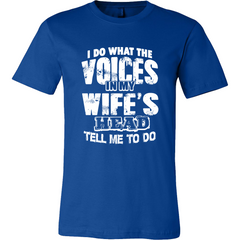 Voice In My Wife's Head