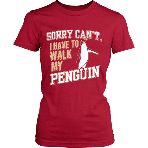 I Have to Walk My Penguin