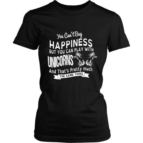 Happiness Is Unicorns