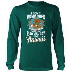 Play All Day In Hawaii