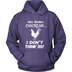 No Life Without Chickens