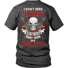 I Don't Need Therapy - Daughter