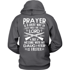 Prayer Is A Great Way To Meet The Lord