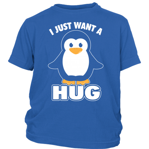 I Just Need a Hug Youth Shirt