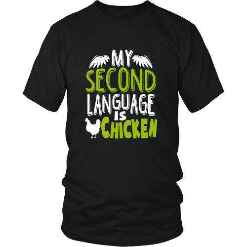 Second Language Is Chicken
