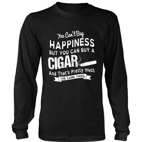 Happiness & Cigars