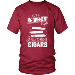 I Plan to Smoke Cigars
