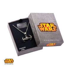 Star Wars Tie Fighter Chain And Pendant