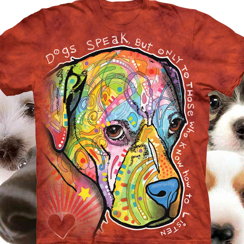Dog Shirts Collection