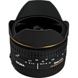 Nikon Mount (SIGMA)15mm Fisheye lens
