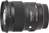 Sigma 50mm F1.4 Art Lens (For Canon)