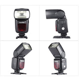 Godox VING V860IIC TTL Li-Ion Flash Kit (Canon)