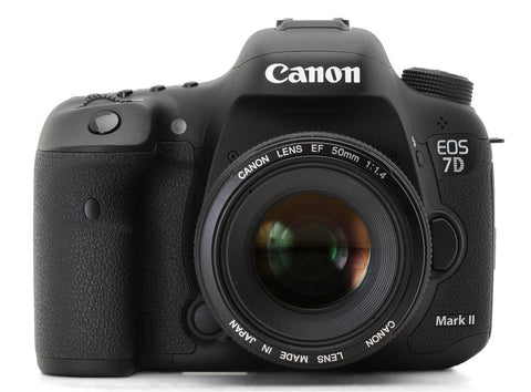 Canon 7 D Mark II (BODY ONLY)