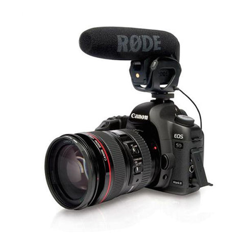 Rode VideoMic Pro Plus On- Camera Shotgun Microphone