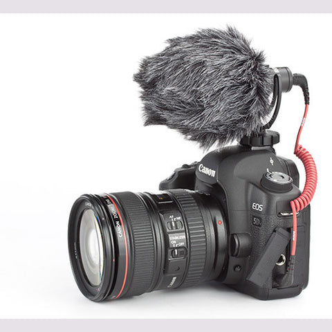 VideoMicro (RODE) compact on-camera microphone