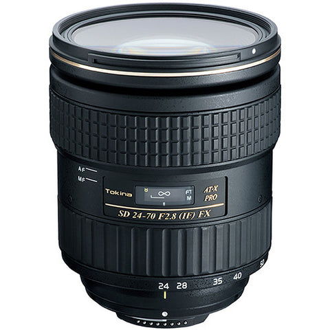 Tokina 24-70mm f/2.8 for Nikon
