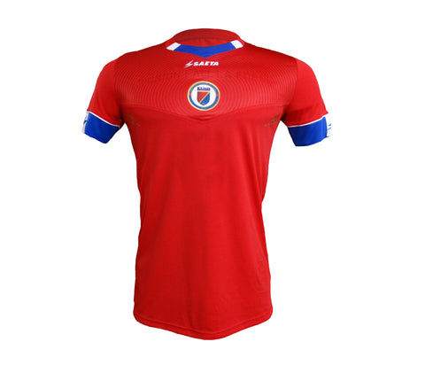 MAILLOT OFFICIEL ROUGE