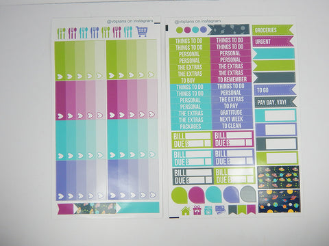 Space Planner Kit