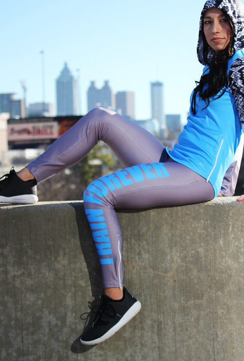 EXOSKYN TF-X XENABURST PERFORMANCE TIGHTS - PYTHON/SKYY