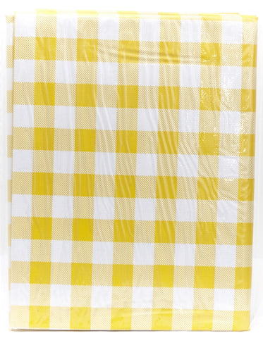 Tablecloths with Gingham Large