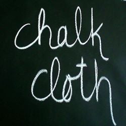 Chalkcloth Splashmat - Black