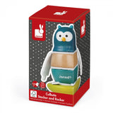 Owl Stacker and Rocker