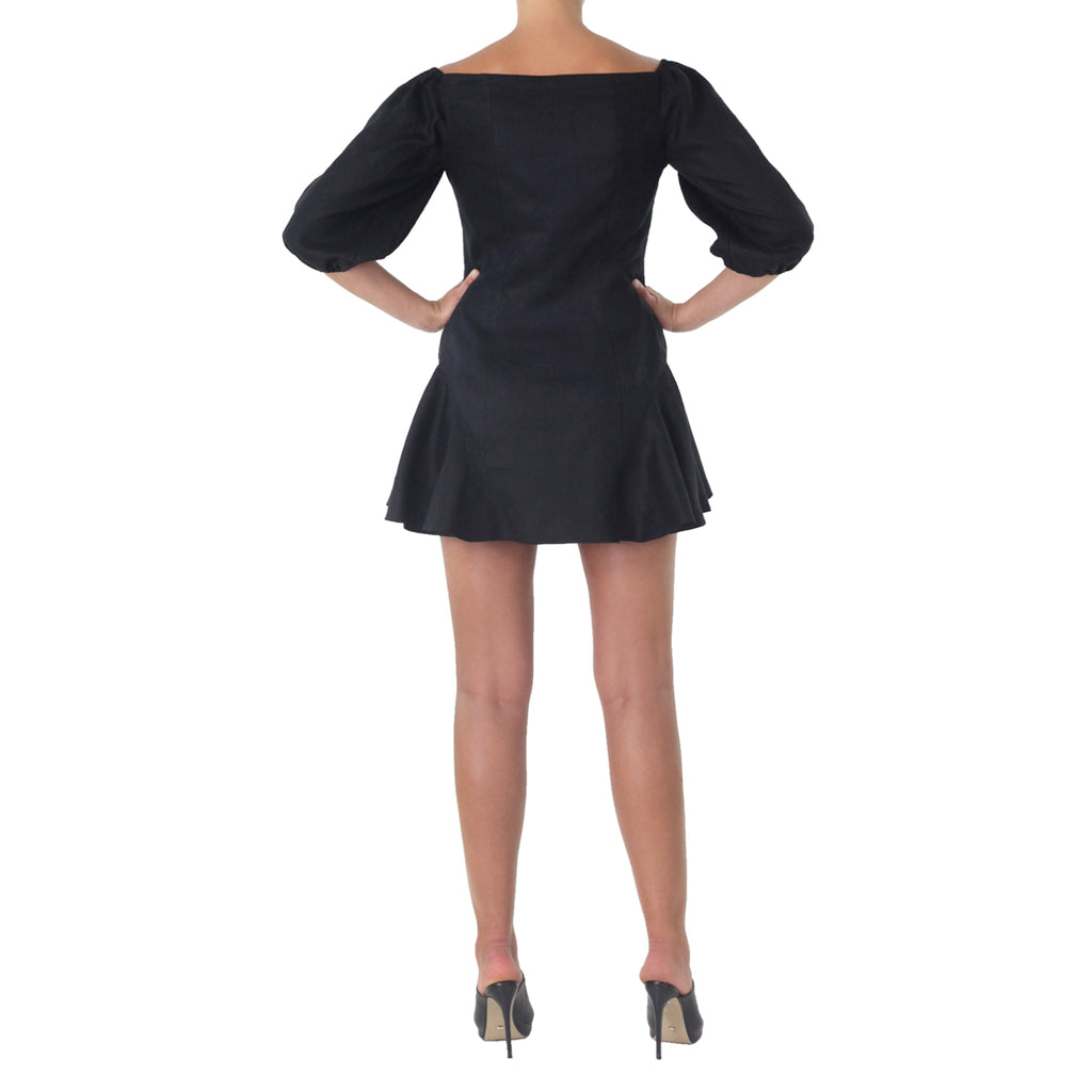 Black Rommy Dress
