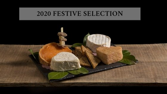 2020 Festive Cheese Selection | Les Gastronomes