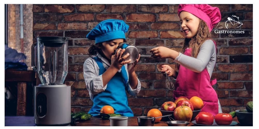 5 Ways to Entertain Your Kids at Home | Les Gastronomes