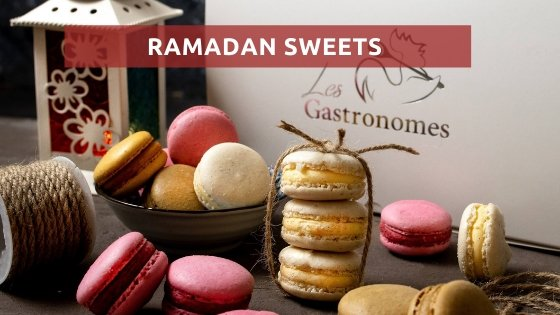 Alternative Ramadan Dessert | Les Gastronomes
