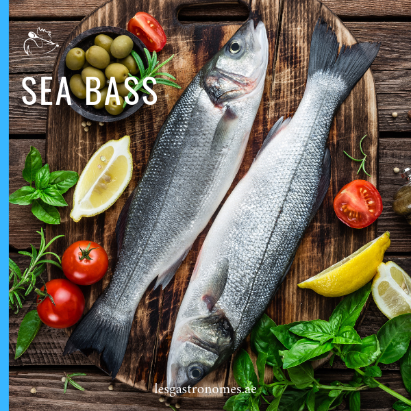 Wild Sea Bass | Bar de Ligne