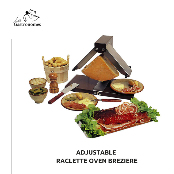 Adjustable Raclette