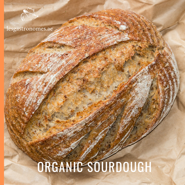Organic Sourdough Bread