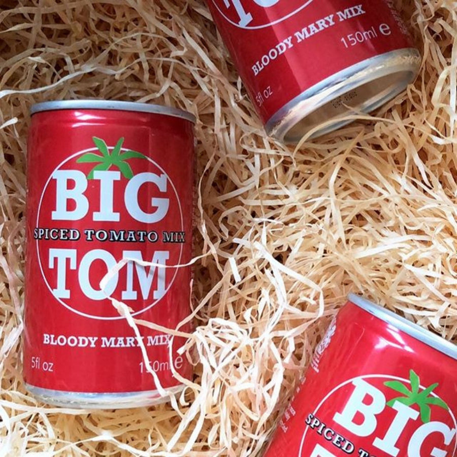Big Tom tomato juice | bloody mary