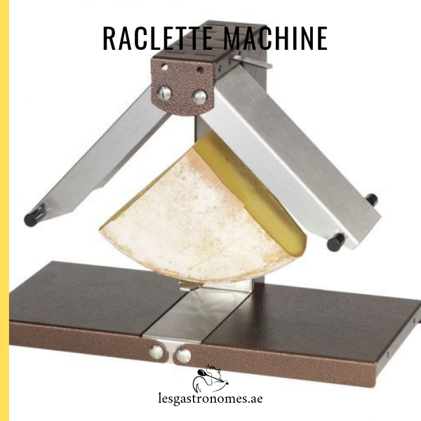 Raclette Machine Cheese